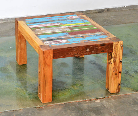 Coffee Table Finger 24x24 - #124