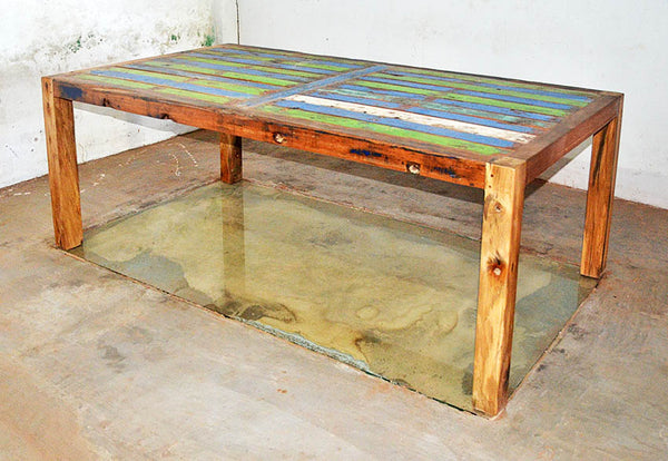 KK Dining Table 79x35 - #151