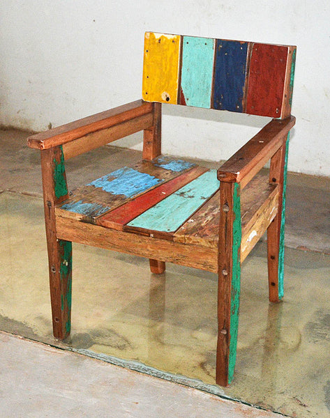 Achmad Arm Chair - #158