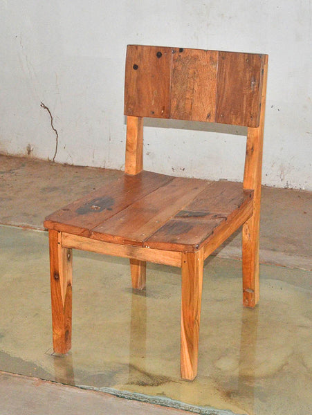 Brown Dining Chair - #153