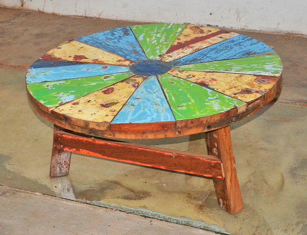 Coffee Table Round - #145