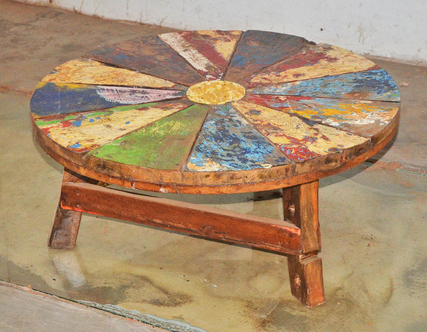 Coffee Table Round - #147