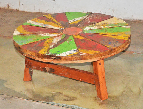 Coffee Table Round - #151