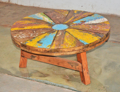 Coffee Table Round - #153