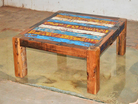 COFFEE TABLE KK 32X32 - #115