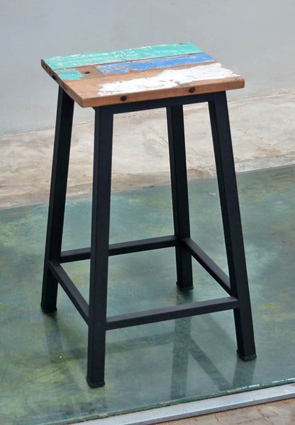 Peter Bar Stool Metal Legs - #134