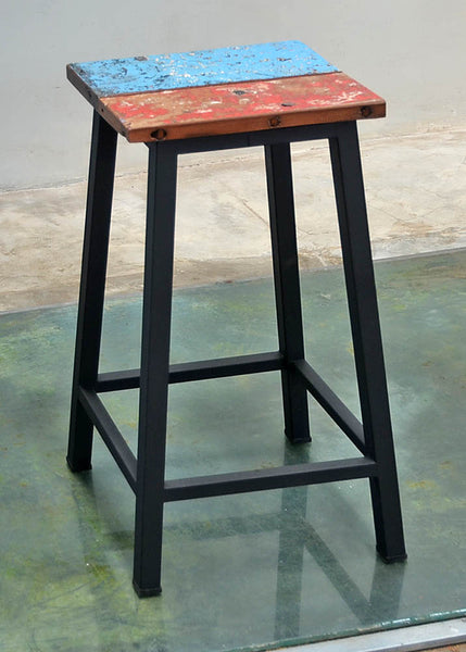 Peter Bar Stool Metal Legs - #139