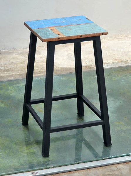 Peter Bar Stool Metal Legs - #140