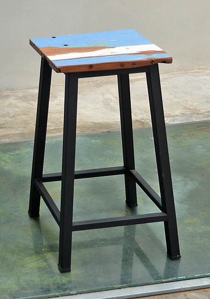 Peter Bar Stool Metal Legs - #142