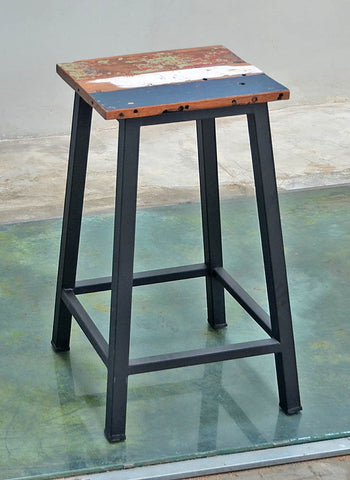 Peter Bar Stool Metal Legs - #145