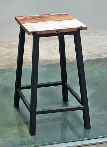 Peter Bar Stool Metal Legs - #146