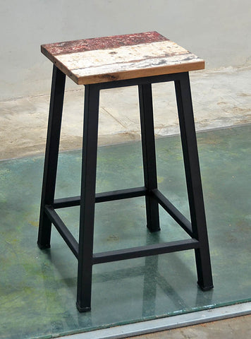 Peter Bar Stool Metal Legs - #149