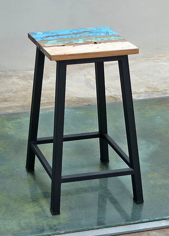 Peter Bar Stool Metal Legs - #150