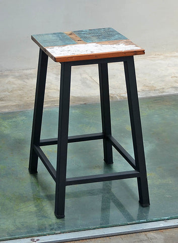 Peter Bar Stool Metal Legs - #151