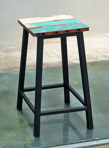 Peter Bar Stool Metal Legs - #152