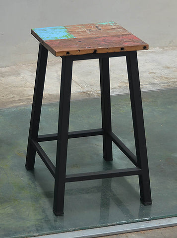 Peter Bar Stool Metal Legs - #154
