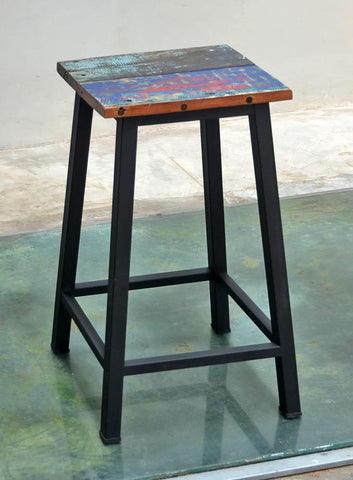 Peter Bar Stool Metal Legs - #155