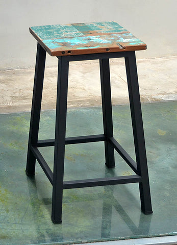 Peter Bar Stool Metal Legs - #157