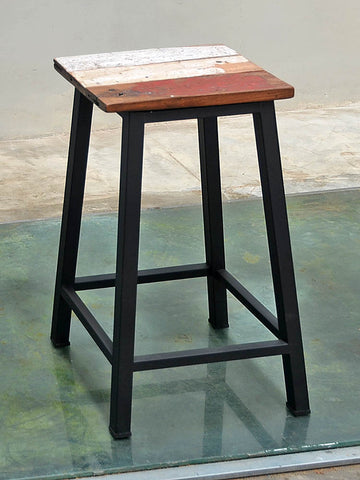 Peter Bar Stool Metal Legs - #158