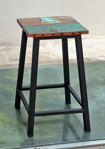 Peter Bar Stool Metal Legs - #159