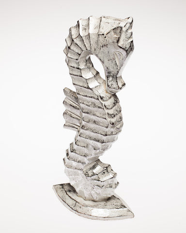 Seahorse Large - Silver - #99M