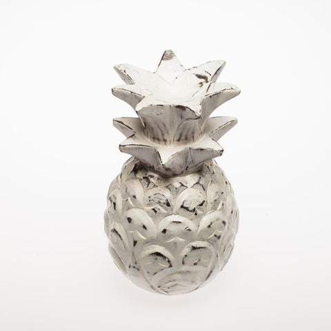 Pineapple Small - White Wash - #99M
