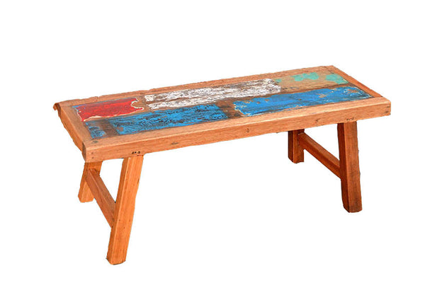 PATCHWORK BENCH 39-47""