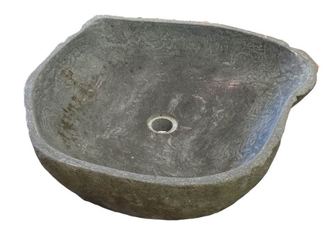 River Stone Sink - Large- #99M