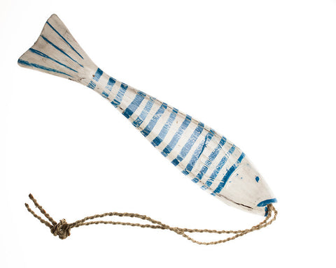 String Fish Large - Blue - #99M
