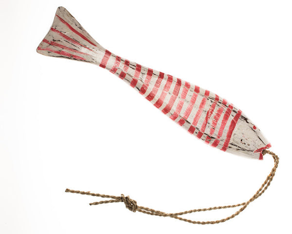 String Fish Large - Red - #99M