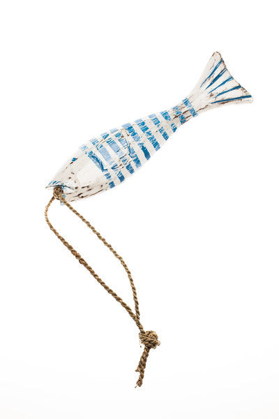 String Fish Small - Blue - #99M