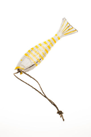 String Fish Small - Yellow - #99M