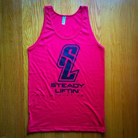 RED SL LOGO TANK