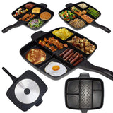 Non-Stick Divided Grill Pan