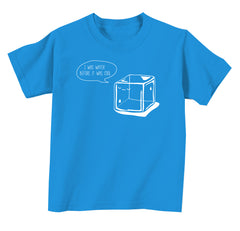 Hipster Ice Cube Kids Tee
