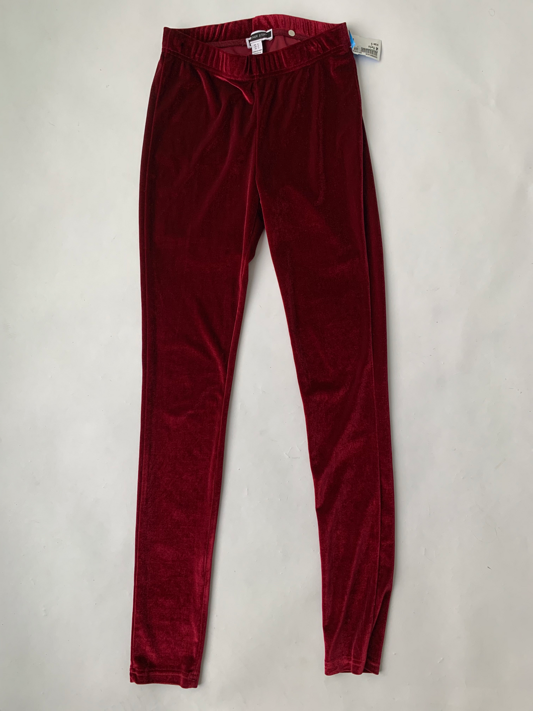 Another Story Velvet Pants Size Small - INSTA
