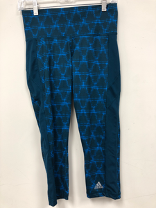 Adidas Athletic Pants Size Small crops
