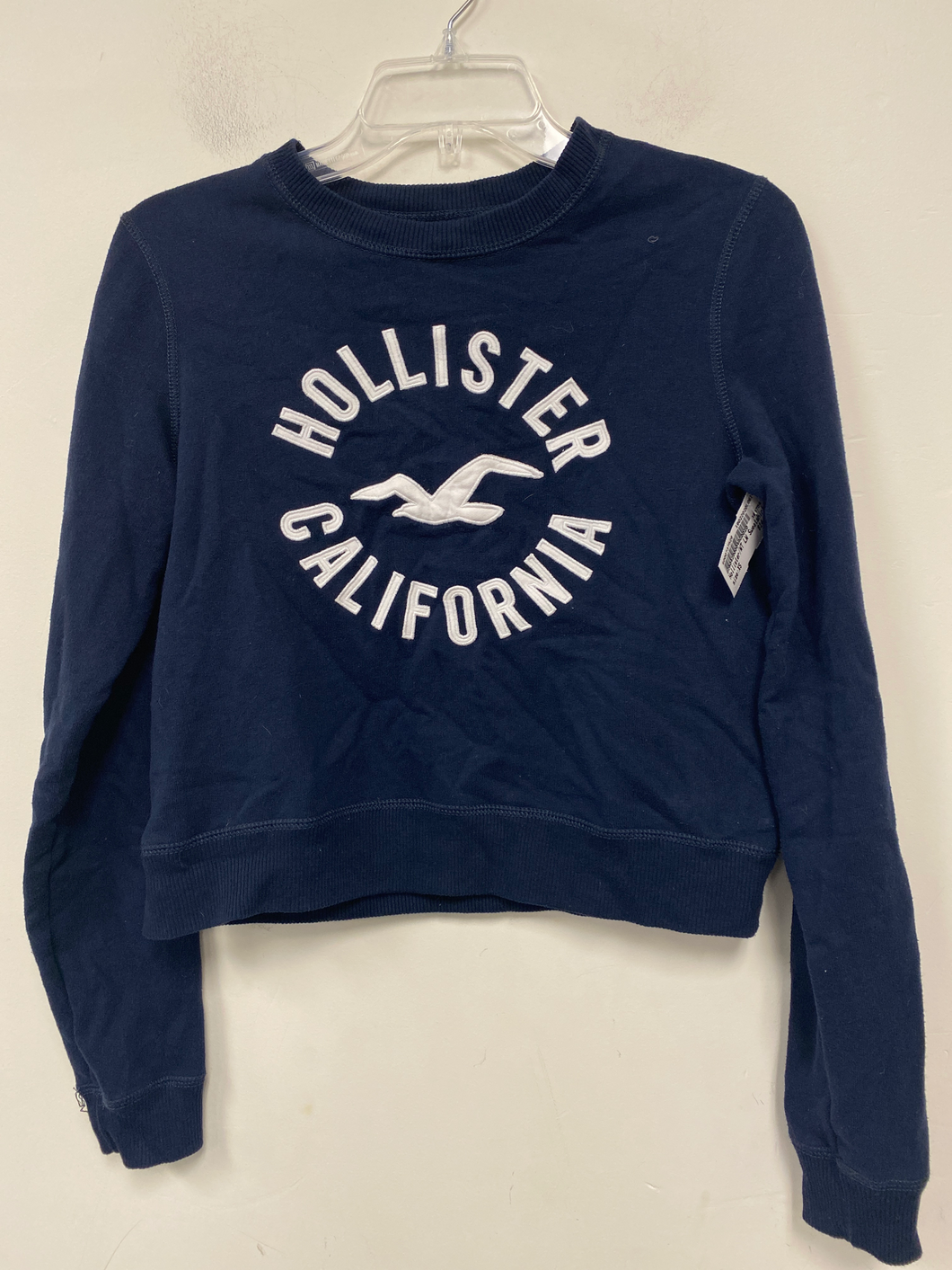 Hollister Sweatshirt Size Extra Small