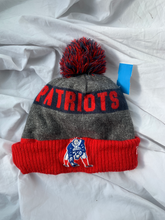 Load image into Gallery viewer, Patriots Fleece lined Hat