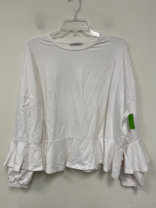 Zara Long Sleeve Top Size Small