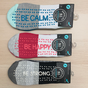 3PK Studio Socks