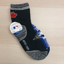 Load image into Gallery viewer, Mens 3PK Blue Jays Socks