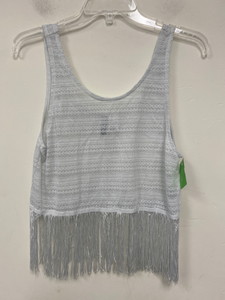 Divided Tank Top Size Small