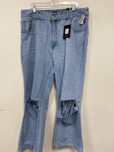 Fashion Nova Denim Size 15/16 (34)