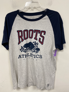 Roots T-shirt Size Small