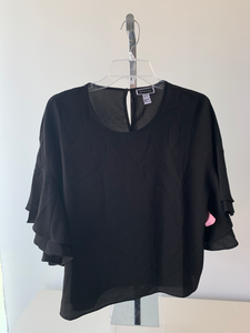Short Sleeve Top Size Extra Small