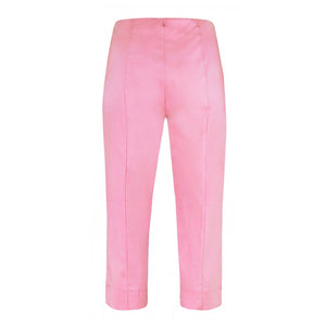 Robell Marie 07 Cropped Trousers Rose