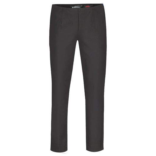 Robell Marie 73cm Full Length Trouser Black