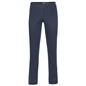 Robell Marie 73cm Full Length Denim Trouser Navy