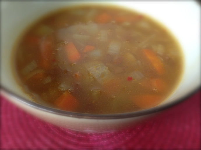 Maple Lentil Soup